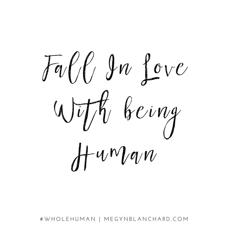 Fall in love with being human. Find out more. Download the free self love quiz.