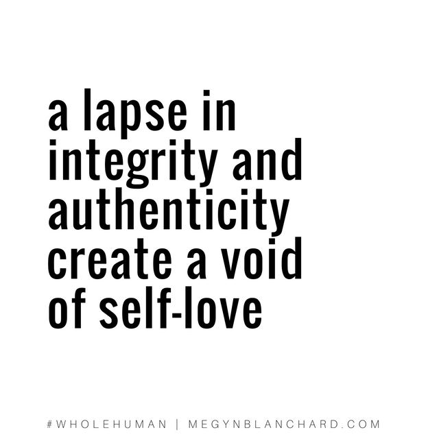 Being authentic is the most loving thing you can do, so why are we so bad at it?